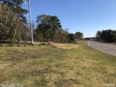 Garland County Commercial For Sale: 3478 Airport Rd #Tract B