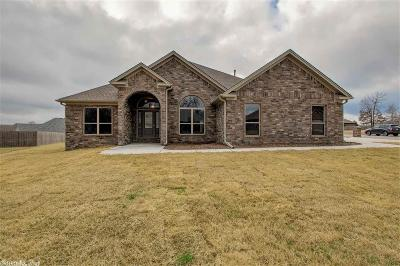 Jacksonville Single Family Home For Sale: 1307 Mule Deer Drive