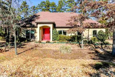 Hot Springs Vill., Hot Springs Village Single Family Home For Sale: 2 Excelso Way