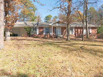 Little Rock Single Family Home Take Backups: 617 Hall Drive