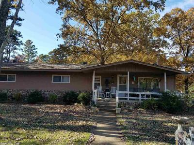 Heber Springs Single Family Home For Sale: 44 Woodland Avenue
