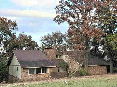 Russellville Single Family Home For Sale: 1425 Skyline Drive