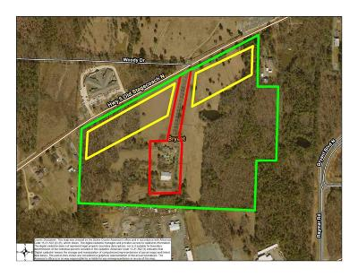Bryant Residential Lots & Land For Sale: 42.5+/- Acres Highway 5 North