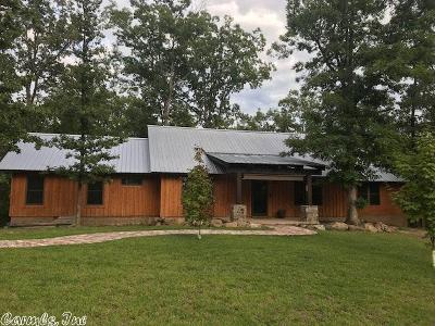 Garland County Single Family Home For Sale: 877 Pitman Road