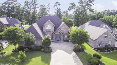 Maumelle Single Family Home For Sale: 108 Frecourte Cove