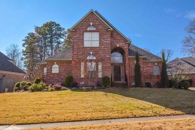 Little Rock Single Family Home For Sale: 25 Chatel Drive