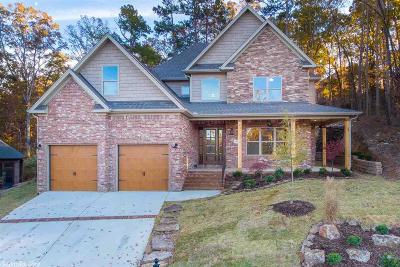 Little Rock Single Family Home For Sale: 124 Cove Creek Court