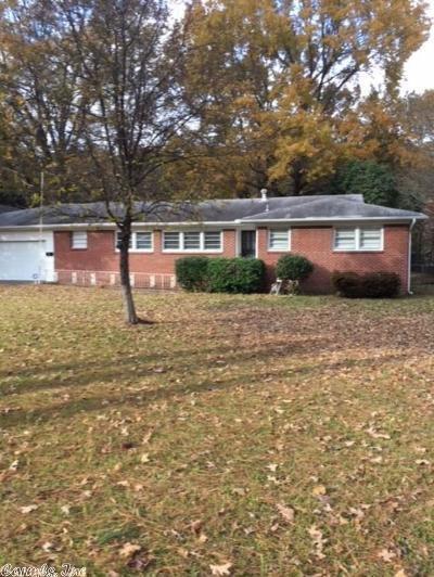 Little Rock Single Family Home For Sale: 7010 W Markham