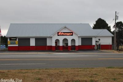 Garland County Commercial For Sale: 2315 Airport Road