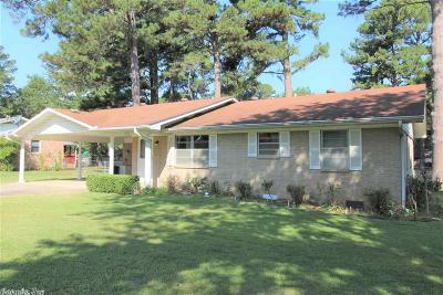Grant County, Saline County Single Family Home For Sale: 1008 S Rose St.