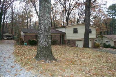 Bryant, Alexander Single Family Home For Sale: 13510 Alexander Road