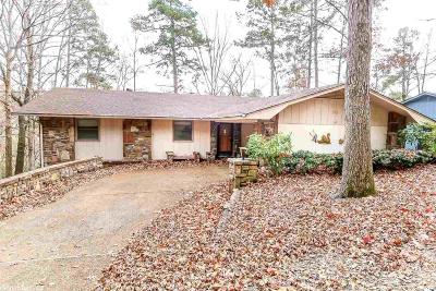 Hot Springs Vill. AR Single Family Home For Sale: $149,000