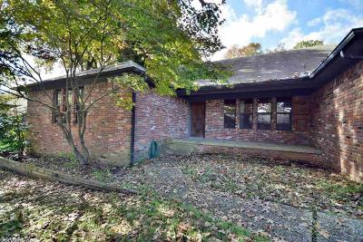 North Little Rock Single Family Home For Sale: 7205 Walnut Road