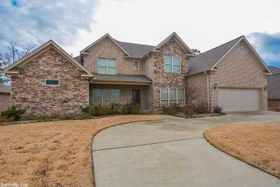 Little Rock Single Family Home For Sale: 3019 Woodsgate Drive