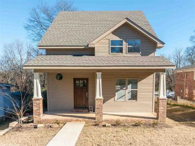 Single Family Home For Sale: 3411 S Chester Street