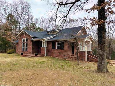 Heber Springs Single Family Home For Sale: 205 Badders Road