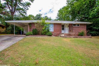 Little Rock Single Family Home New Listing: 21 Berkshire Drive