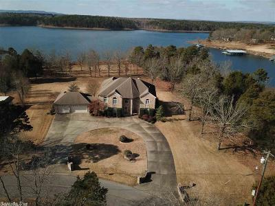 Heber Springs Single Family Home For Sale: 1822 Lakeshore Drive