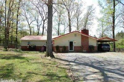White Hall AR Single Family Home For Sale: $115,000