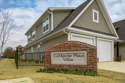 Little Rock Single Family Home New Listing: 100 Lamarche Place