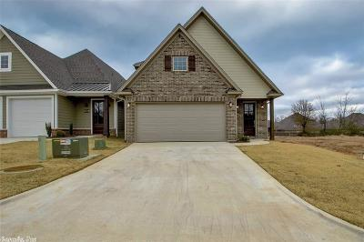 Little Rock Single Family Home New Listing: 102 Lamarche Place