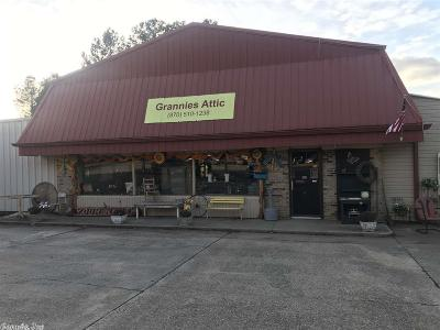Drew County Commercial For Sale: 300 S Highway 425 Highway