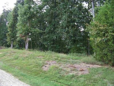 Garland County Residential Lots & Land For Sale: Lot 1651 & 1652 Pebble Beach Dr