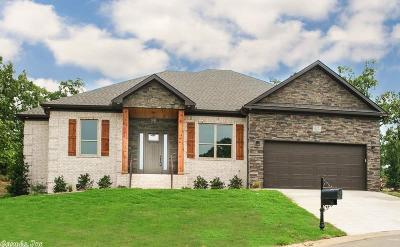 Cabot Single Family Home For Sale: 419 Cobblestone