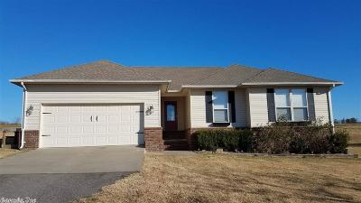 Russellville Single Family Home For Sale: 87 Crestpointe Drive
