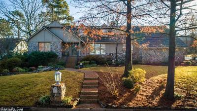 Little Rock Single Family Home New Listing: 3 Holly Springs Court