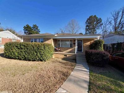 Little Rock Single Family Home New Listing: 2623 Crouchwood Road