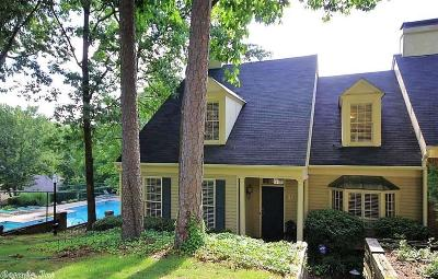 Little Rock Condo/Townhouse New Listing: 43 Windsor Court