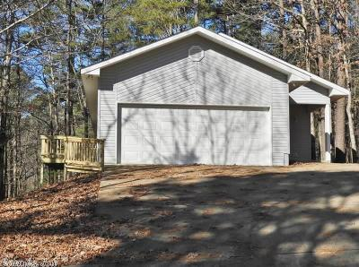 Hot Springs Vill. AR Single Family Home Under Con. Before Listed: $134,900