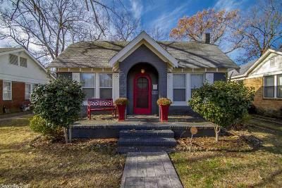 Little Rock Single Family Home New Listing: 4909 Kavanaugh Boulevard