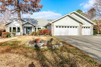 Hot Springs Vill. AR Single Family Home For Sale: $389,000