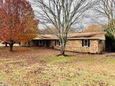 Garland County, Hot Spring County Single Family Home For Sale: 168 Leta Lane