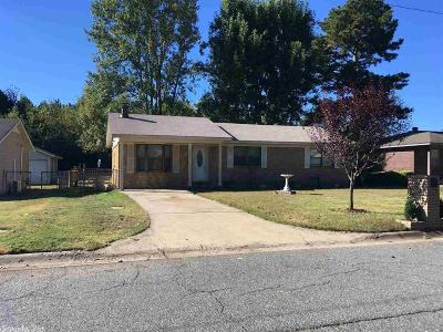 North Little Rock Single Family Home For Sale: 6516 Whippoorwill Lane