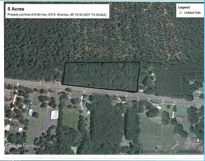 Grant County, Saline County Residential Lots & Land For Sale: E Hwy. 270 Highway