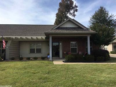 Little Rock Single Family Home New Listing: 905 Stagecoach Village