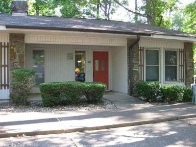 Garland County Condo/Townhouse New Listing: 48 Lequita Place