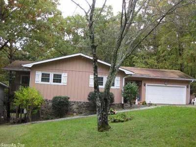 Hot Springs Vill. AR Single Family Home New Listing: $175,000