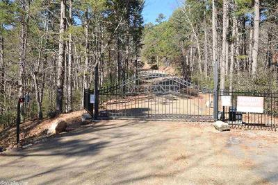 Garland County Residential Lots & Land New Listing: Mt Riante Road