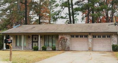 Little Rock Single Family Home New Listing: 10714 Excalibur Drive