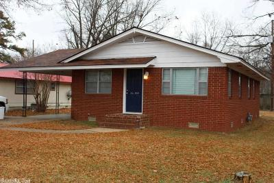 Russellville AR Single Family Home New Listing: $87,500