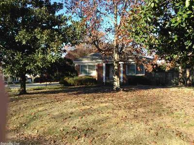 Little Rock Single Family Home New Listing: 5604 Stonewall