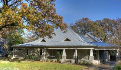 Little Rock Single Family Home New Listing: 1807 N McKinley Street