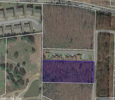 North Little Rock Residential Lots & Land New Listing: John Ashley Drive