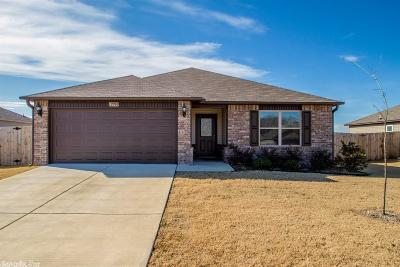 North Little Rock Single Family Home New Listing: 12909 Faulkner Crossing Drive