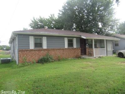 North Little Rock Single Family Home New Listing: 1125 Healy Street