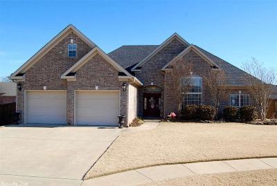 Benton Single Family Home New Listing: 3858 Liberty Cove
